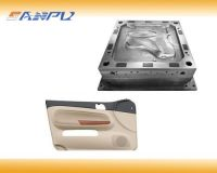 Automotive door panel mould for hot runner plastic injection mould