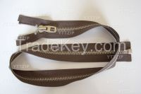 4# 8# metal zipper