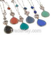 long drop necklaces