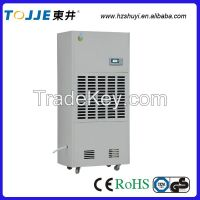 Industrial air dehumidifier humidity reducer removing machine