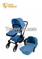 Landleopard baby stroller, from Xiamen city, the best peoducts, the high hardness products with supplied wiht the high seeing seat