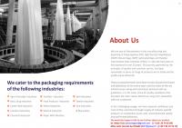 Polypropylene (PP)/ High Density Polyethylene (HDPE) Woven Bags, BOPP Laminated Bags and Flexible Intermediate Bulk Container (FIBCs)