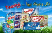 tringle cheese Teama brand
