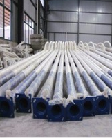 Conical welding pipe without galvanized
