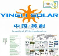 Solar Module / Panel on-and-off Grid System Inverter Controller Battery Household and Emergency Applicances