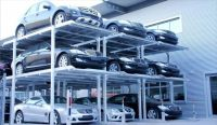 Puzzle Parking System Lift-sliding parking equipment