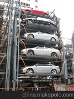 Automatic Rotary Parking System Parking Equipment