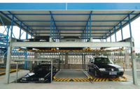 Pit type parking equipment Simple lifting parking equipment