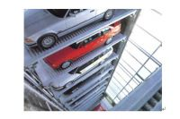 vertical lifting parking equipment