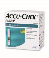 Active Test Strips 100ct (Accu Chek)
