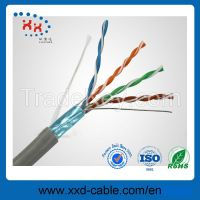 China supplier FTP CAT6 networking cable with RoHS