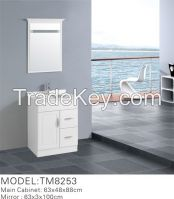 MDF free standing bathroom cabinets TM8253