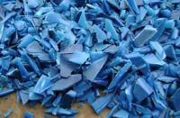 HDPE Blue Drum Scrap, HDPE Blue Drums Regrind/HDPE Blue Drums Flakes