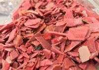 Red HDPe create regrind