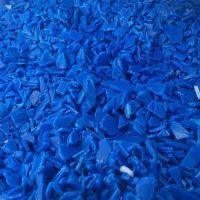 HDPE Blue Drum Regrinds