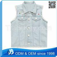 OEM Service Vest For Men Waiter Vest Cheap Waistcoat