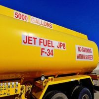 Aviation Kerosene Jet Fuel JP54 (T1), gas, d2, d6, JP54, D2, D6, A1, Aviation