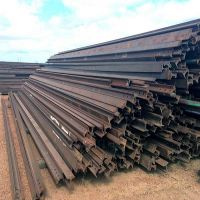 Used Rails (R 50 - R 65 )Scrap , Used Rails R50 R65, For Sale