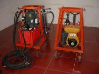 mining machinery/drilling or splitting