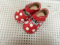 Polka Dots Squeaky Shoes, Girl Squeaky Shoes Factory