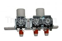 2 in 3 out Water Valve for Washing Machine VS1048