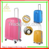 High quality ABS trolley suitcase  trolley luggage set