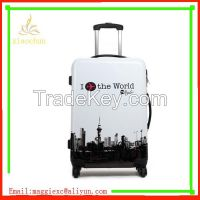 ABS PC Trolley Luggage Set 20'' 24'' 28'' Waterproof Luggage bag/Carry on Travel Luggage/Suitcase