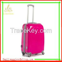 universal wheel pc luggage,travel case luggage and bags, sky travel luggage bag