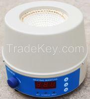 Digital & magnetic Stirring Heating Mantle