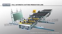 CNC cortadora automática de vidrio