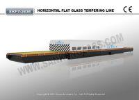 LÍNEA DE HORNO HORIZONTAL DE TEMPLADO (Horizontal Glass Tempering Line)