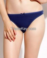 Navy Blue Stylish Seamless Women�s Panty