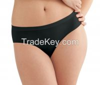 Elegant Black Seamless Women�s Panty