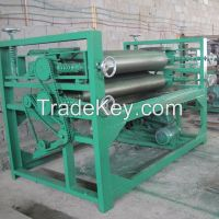 glue spreader machine for