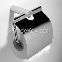 Tissue paper holder brass chromed Luxury bathroom accessories