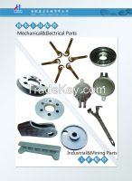 casting of machinery parts