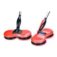 Wireless Electronic Mop, Robotic mop, mop, Electronic mop,Economize labour mop, Less effort mop, save manpower mop,Double rotating head electronic mop