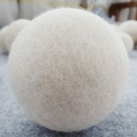 2.5 inch; 2.8 inch; 3 inch; 3.15 inch; 100% NZ Wool Dryer Balls