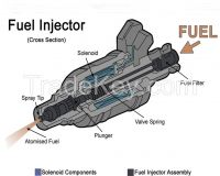 OEM: F01ROOM009 Aliba-auto parts China supplier fuel injector Mazda ca