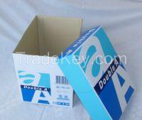 Copy Paper Type and White Color Premium quality White A4 Copy Paper 70gsm/75gsm