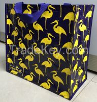 the best quality pp woven shopping bag made in Vietnam, shopping bag