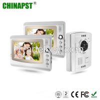 Good price Handsfree LCD monitor color two way villa video door phone intercom systems