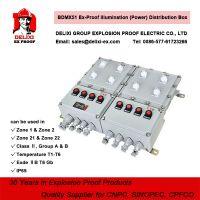 BDMX51 Explosion Proof Illumination Power Distribution Box