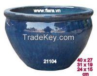 outdoor glaze pottery
