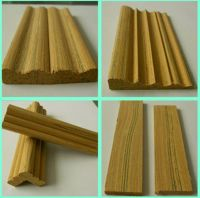 exterior wood moulding decorative wire moulding, High Quality door lipping, wood beading