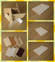 melamine plywood, Linyi factory