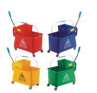 Small Single Bucket Mop Wringer
