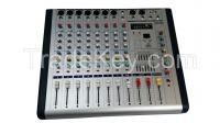 8 Channel DF-8USB Audio Mixer
