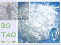 Polypropylene/PP Staple Fiber / PPSF for Building / Concrete