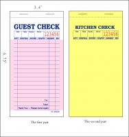 CT-S7000 GUEST CHECKS